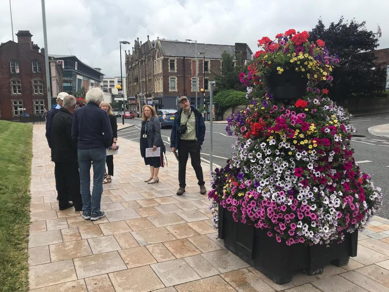 Blackburn In Bloom