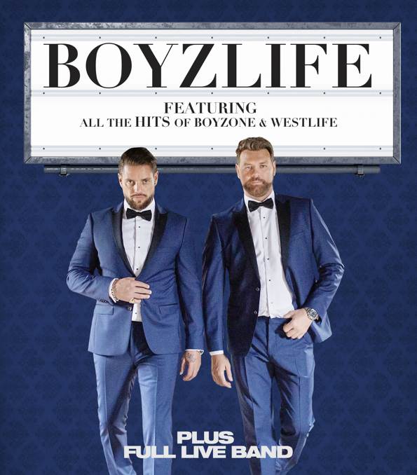 Boyzlife in Blackburn's King George's Hall