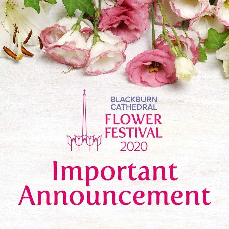 Flower Festival announcement