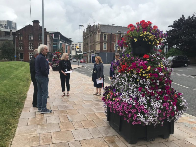 Blackburn BID Blackburn in Bloom