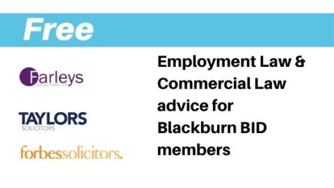 Employment Law & Commercial Law advice for BID members