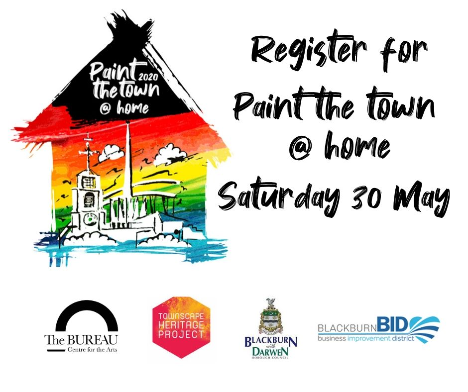 Paint the Town @ Home in 2020