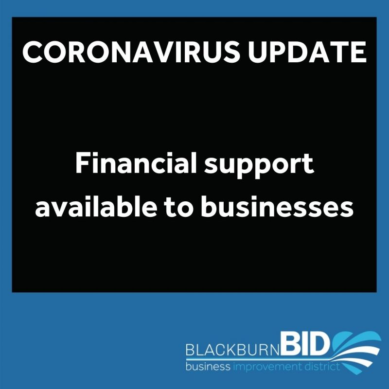 Blackburn BID advises people on what financial information is available