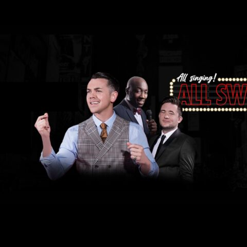 Book your tickets for All swinging, all singing featuring Ray Quinn.