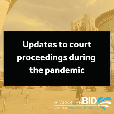 Find out the latest updates regarding court proceedings during the pandemic and the new 'Nightingale' courts here.