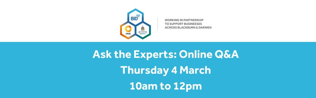 Ask The Experts: live Q&A on 4 March 10-12noon