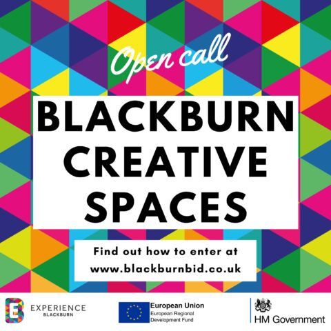 OPEN CALL for submissions on the theme of 'COMMUNITY' for a 'Creative Spaces' project in Blackburn town centre.