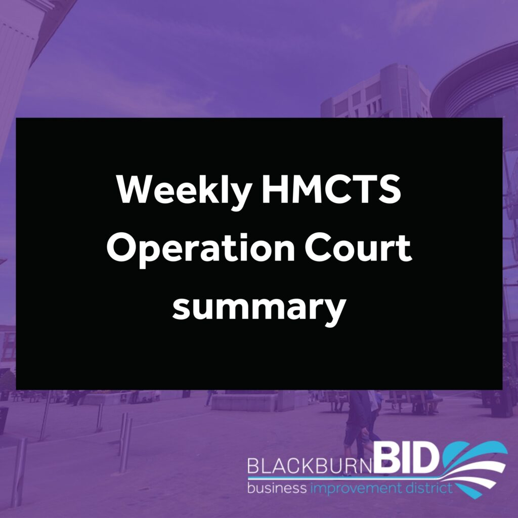 There are a couple of updates we'd like to bring to your attention from the HMCTS Operation Court Summary that might be helpful.