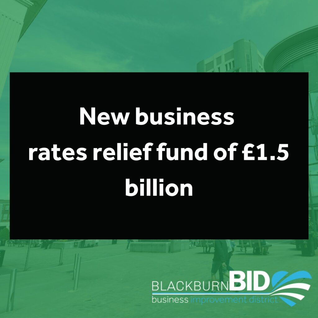 The Government has announced a new Business Rates relief fund of £1.5 billion for businesses affected by COVID-19 outside the retail, hospitality, and leisure sectors