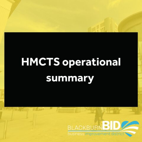 HMCTS operational summary