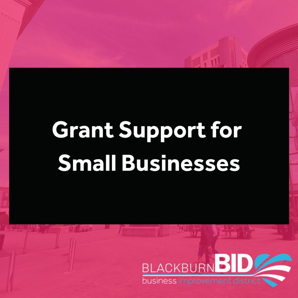 Grant Support for Small Businesses