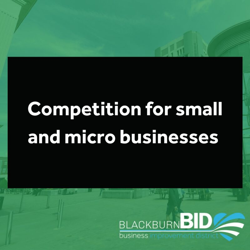 A competition has opened for small and micro businesses in Great Britain. FInd out more here.