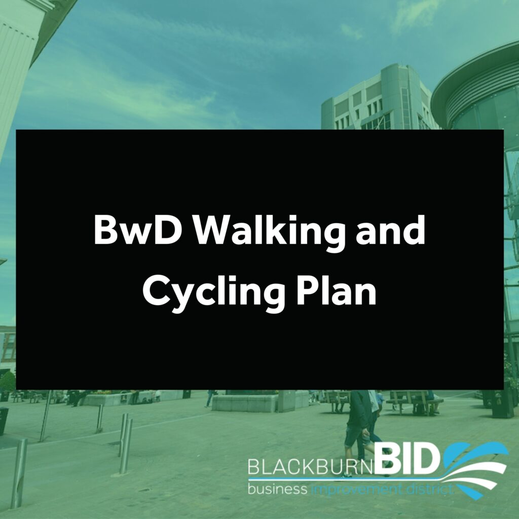 BwD Walking and Cycling Plan