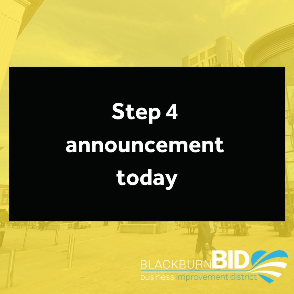 Step 4 announcement today