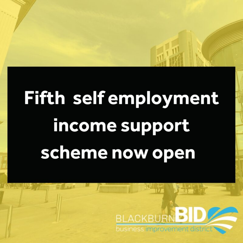 Fifth self employment income support scheme now open