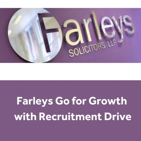 Farleys Go for Growth with Recruitment Drive