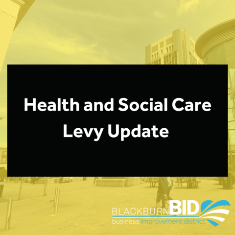 Health and social care levy update