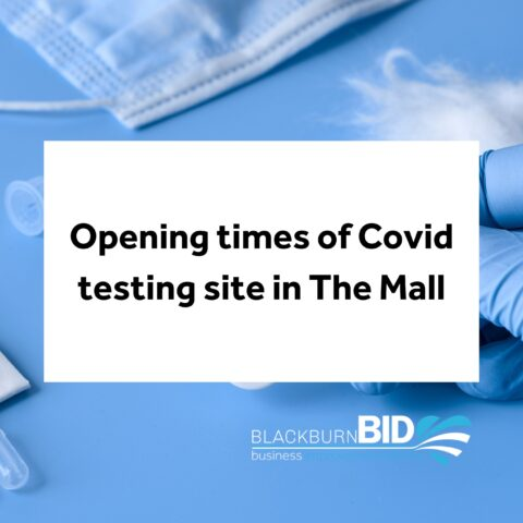 The Council are changing the opening times of the Covid Testing Site in the Mall to 08:00 – 16:00 Monday to Friday from 20 September, to enable staff working in the Mall and the town Centre to get tested before they go to work.