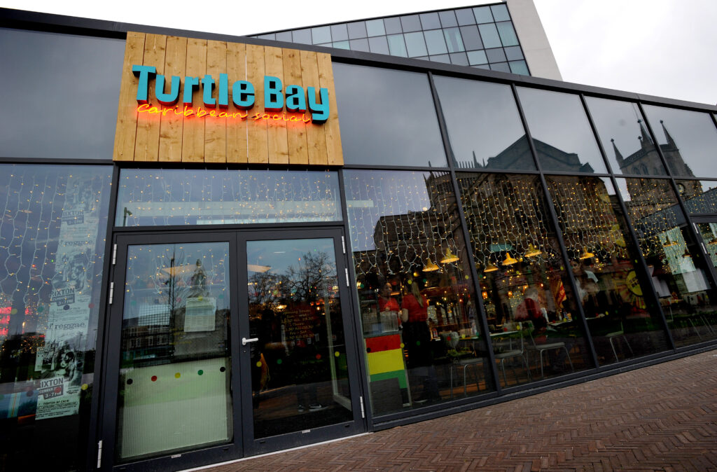 Turtle Bay Blackburn is back - and you can be one of the VIPs