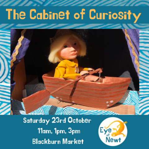 The Cabinet of Curiosity